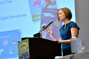 Presenter at 2016 Families Learning Summit