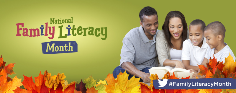 NCFL | Blog | National Family Literacy Month