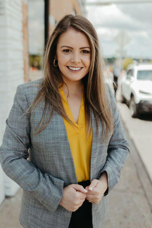 NCFL staffer, Jessica Boren
